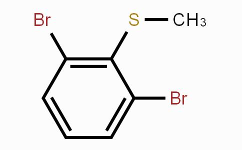 301151-74-6 | 1,3-Dibromo-2-(methylthio)benzene