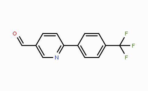 MC452136 | 356058-14-5 | 6-(4-(trifluoromethyl)phenyl)nicotinaldehyde