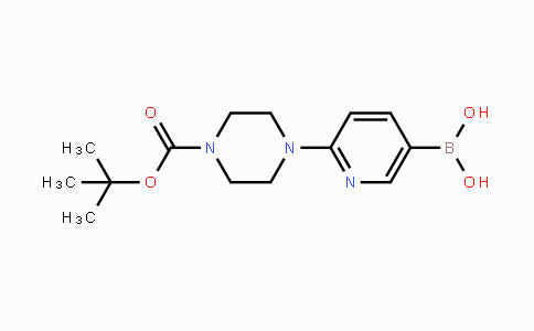 MC452143 | 919347-67-4 | 2-(4-N-Boc-piperazino)pyridine-5-boronic acid