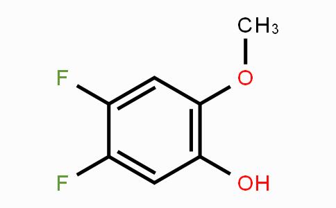 MC452185 | 246029-17-4 | 4,5-Difluoro-2-methoxyphenol