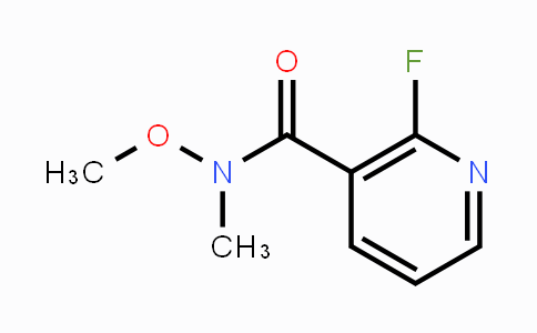 949154-26-1 | 2-fluoro-N-methoxy-N-methylnicotinamide