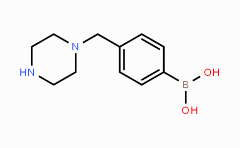 DY452230 | 763120-63-4 | 4-(Piperazin-1-ylmethyl)phenylboronic acid