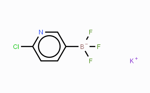 1235099-38-3 | Potassium 6-chloropyridine-3-trifluoroborate