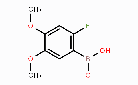 900175-07-7 | 2-Fluoro-4,5-dimethoxyphenylboronic acid