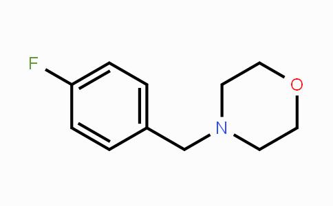 90754-65-7 | 4-(4-fluorobenzyl)morpholine