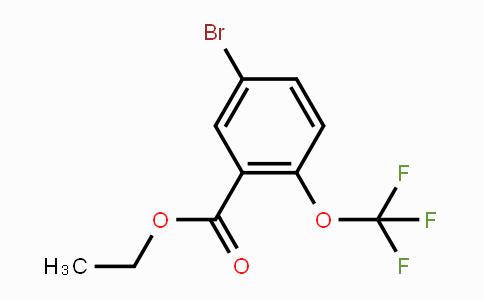 773135-66-3   Ethyl 5-bromo-2-(trifluoromethoxy)benzoate