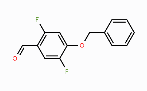 MC452371 | 918524-86-4 | 2,5-Difluoro-4-(phenylmethoxy)benzaldehyde