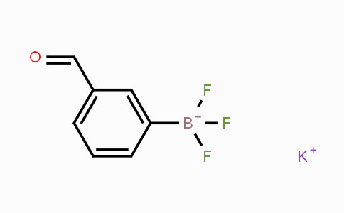MC452378 | 871231-44-6 | Potassium 3-formylphenyltrifluoroborate