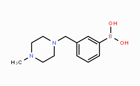 DY452385 | 1171044-16-8 | 3-((4-methylpiperazin-1-yl)methyl)phenylboronic acid