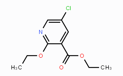 MC452420 | 1310416-61-5 | Ethyl 5-chloro-2-ethoxypyridine-3-carboxylate
