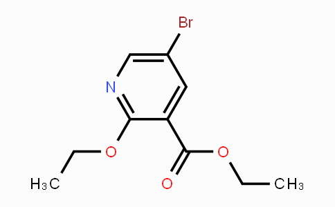 1310416-59-1 | Ethyl 5-bromo-2-ethoxy-3-pyridinecarboxylate