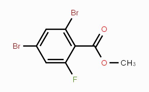 773134-10-4 | Methyl 2,4-dibromo-6-fluorobenzoate