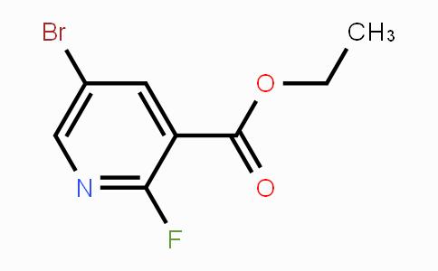 MC452441 | 1214362-74-9 | Ethyl 5-bromo-2-fluoro-3-pyridinecarboxylate
