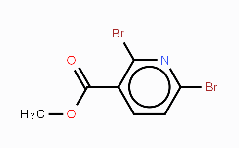 MC452498 | 1009735-22-1 | Methy 2,6-dibromopyridine-3-carboxylate