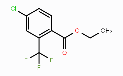 773139-28-9 | Ethyl 4-chloro-2-(trifluoromethyl)benzoate