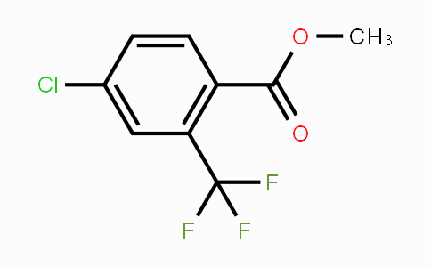 MC452537 | 115591-65-6 | Methyl 4-chloro-2-(trifluoromethyl)benzoate