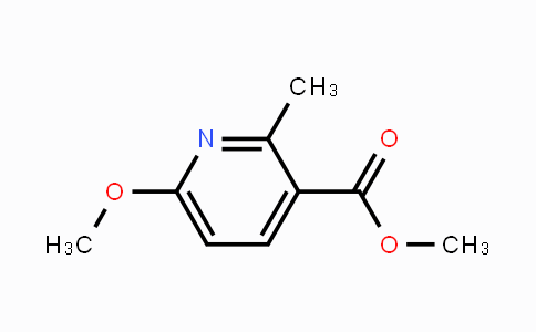 137347-39-8 | Methyl 6-methoxy-2-methylpyridine-3-carboxylate