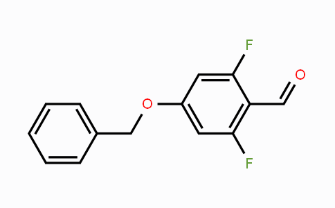 MC452618 | 918524-93-3 | 4-Benzyloxy-2,6-difluorobenzaldehyde