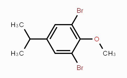 915069-01-1 | 1,3-Dibromo-2-methoxy-5-(1-methylethyl)-benzene