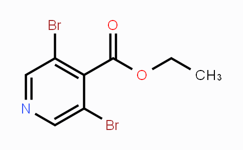 1214375-76-4 | Ethyl 3,5-dibromo-4-pyridinecarboxylate