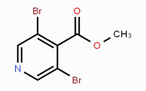 MC452680 | 1214375-07-1 | Methyl 3,5-dibromo-4-pyridinecarboxylate