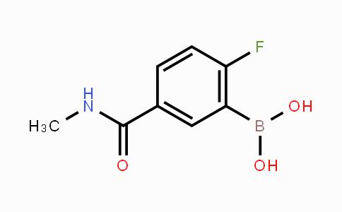 MC452689 | 874289-40-4 | 2-Fluoro-5-(methylcarbamoyl)phenylboronic acid
