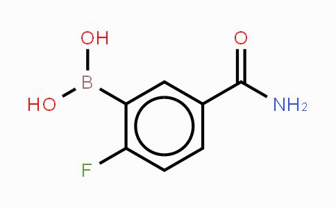 874289-39-1 | 5-氨基甲酰基-2-氟苯硼酸