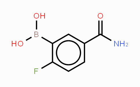 MC452693 | 874289-39-1 | 5-氨基甲酰基-2-氟苯硼酸