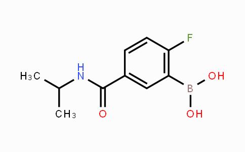 MC452696 | 874289-49-3 | 2-Fluoro-5-(isopropylcarbamoyl)phenylboronic acid