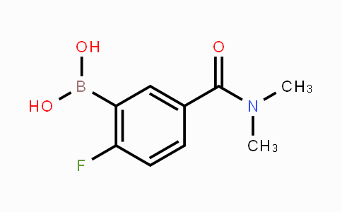 MC452697 | 874289-46-0 | 5-(Dimethylcarbamoyl)-2-fluorobenzeneboronic acid
