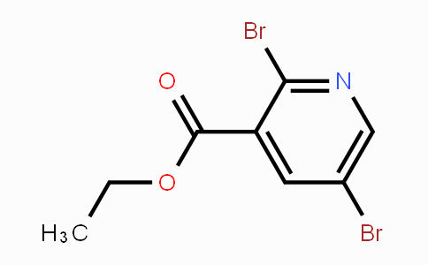 1214375-74-2 | Ethyl 2,5-dibromo-3-pyridinecarboxylate