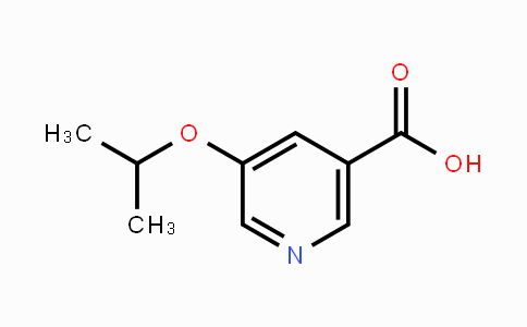 MC452704 | 863507-81-7 | 5-Isopropoxynicotinic acid
