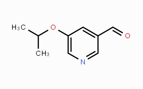 MC452705 | 852476-59-6 | 5-Isopropoxypyridine-3-carboxaldehyde