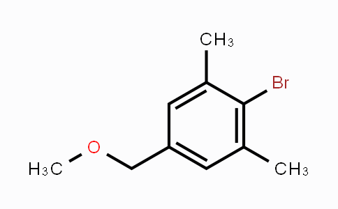 74973-55-0 | 2-Bromo-5-(methoxymethyl)-1,3-dimethylbenzene