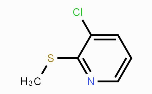98626-97-2 | 2-Methylthio-3-chloropyridine