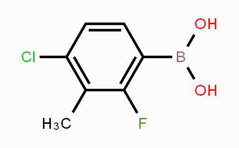 MC452719   944128-92-1   4-Chloro-2-fluoro-3-methylphenylboronic acid