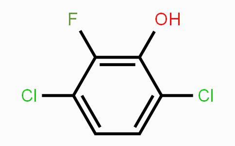 916420-67-2 | 3,6-Dichloro-2-fluorophenol