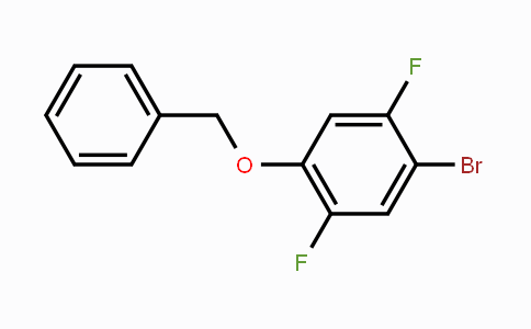 MC452739 | 901238-24-2 | 1-Benzyloxy-4-bromo-2,5-difluorobenzene