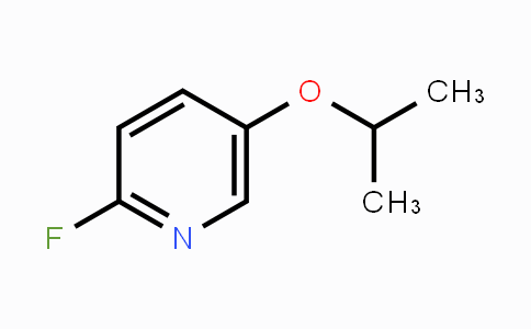 MC452747 | 904961-34-8 | 2-Fluoro-5-isopropoxypyridine