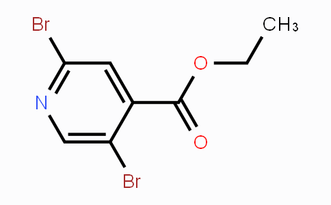 MC452755 | 1214361-41-7 | Ethyl 2,5-dibromo-4-pyridinecarboxylate