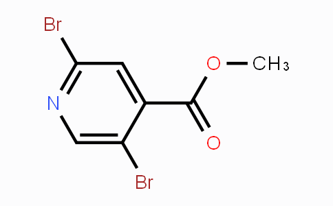 1214378-73-0 | Methyl 2,5-dibromo-4-pyridinecarboxylate