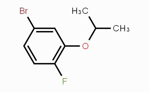 944278-95-9 | 4-Bromo-1-fluoro-2-(1-methylethoxy)-benzene