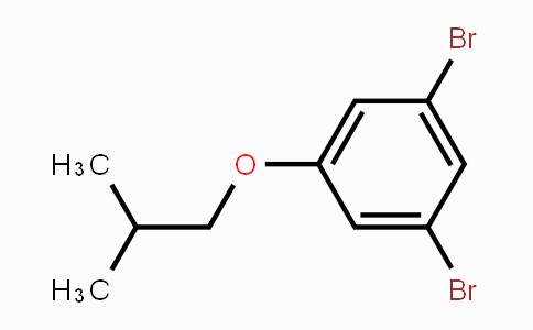 918904-37-7 | 1,3-Dibromo-5-isobutoxybenzene