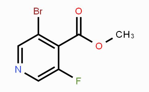 1214325-21-9 | Methyl 3-Bromo-5-fluoro-4-pyridinecarboxylate