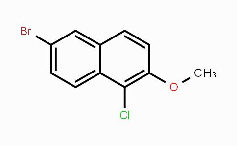 MC452800 | 92455-04-4 | 6-Bromo-1-chloro-2-methoxynaphthalene