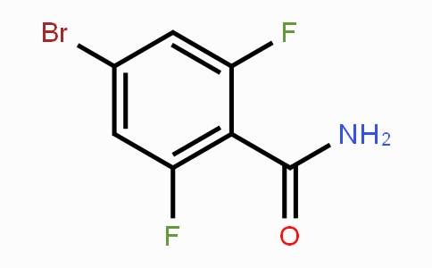 840481-49-4 | 4-Bromo-2,6-difluorobenzamide