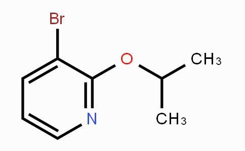 717843-55-5 | 3-Bromo-2-isopropoxypyridine