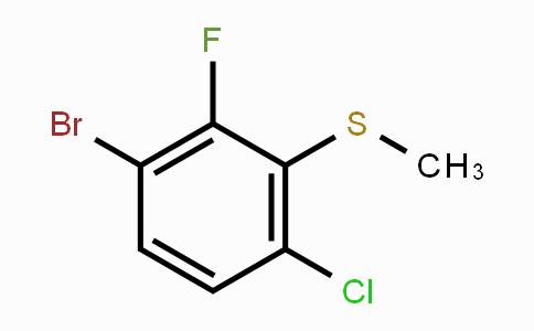 MC452814 | 943830-28-2 | 1-Bromo-4-chloro-3-methylthio-2-fluorobenzene
