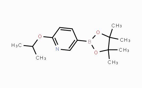 871839-91-7 | 2-Isopropoxypyridine-5-boronic acid pinacol ester