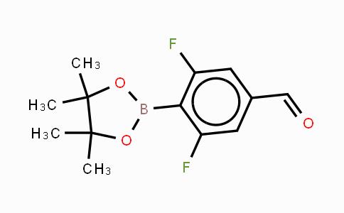 870717-92-3 | 2,6-二氟-4-甲酰基苯基硼酸频哪醇酯